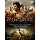 Bahubali Malayalam DVD Stg: Prabhas, Rana Daggubati, Anushka Shetty, Sudeep