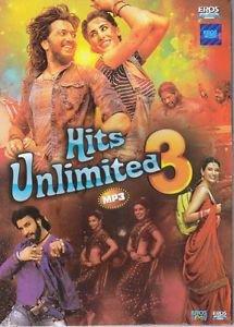 Hits Unlimited 3 Songs MP3 (Stg: Vishal Dadani,Sukhwindar Singh,Nakash Aziz)