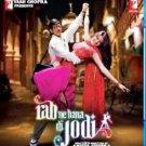 Rab Ne Banadi Jodi Blu Ray  With English Subtitles Stg: Sharukh khan, Anushka Sh