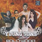 YOUNG GUNS OF BOLLYWOOD - BOLLYWOOD HINDI ORIGINAL MP3 CD