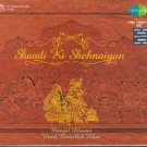 Shaadi Ki Shehnai by Bismillah Khan Indian Wedding and Marriage Songs Music CD