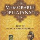 Memorable Bhajans - Best Of Lata Mangeshkar Audio CD Set of 5