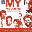 My Favourites Music Composers - Original Hindi Songs MP3 / A R Rahman, Shankar E