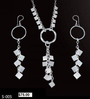 Karla Chavez silver Set S005