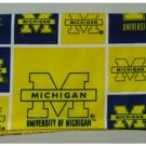 Checkbook Cover: University of Michigan