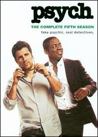 Psych: The Complete Fifth Season [4 Discs] DVD