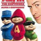Alvin & The Chipmunks (DVD/Fullscreen-1.31/Widescreen-1.85/Eng-Sp Sub/Sac)
