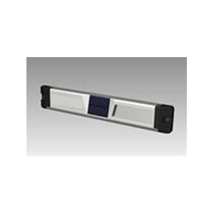Gamasonic GS-61AF Solar Warning Light (flat install)- Red