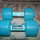 Water Dumbbells (Made in Japan innovative product) FREE Shipping