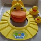 Yellow Duck Bath set