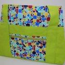 Lime Green Diaper Bag