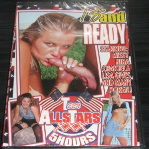 """""""18 and Ready"""" These teens are ready to receive loads of cum and hard cocks!"""