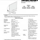 MITSUBISHI WD-52525 WD-52725 WD-52825 WD-62525 WD-62725 WD-62825 TV SERVICE REPAIR MANUAL + EXTRAS