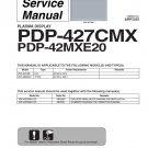 PIONEER PDP-427CMX PDP-42MXE20 TV SERVICE REPAIR MANUAL