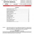 HITACHI 50VF820 55VF820 60VF820 50VG825 55VG825 60VG825 TV SERVICE REPAIR MANUAL