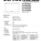 PANASONIC TH-42PA50A TH-42PA50H TH-42PA50M TH-37PA50H TH-37PA50M PLASMA TV SERVICE REPAIR MANUAL
