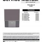 PANASONIC PT-51HX41E PT-56HX41E PT-56HX41CE PT-61HX41E PT-61HX41CE TV SERVICE REPAIR MANUAL