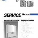 SAMSUNG PCL545RX/XAA HCL652WX/XAA HCL6515WX/XAA HCL473WX/XAA ST62J9P3S/XAX TV SERVICE REPAIR MANUAL