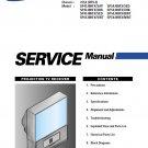 SAMSUNG SP43J8HFX/SAP SP54J8HFX/SED SP54J8HFX/XHK SP54J8HFX/BWT SP54J8HFX/NWT SERVICE REPAIR MANUAL