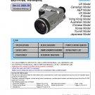 SONY DSC-F717 DIGITAL CAMERA SERVICE REPAIR MANUAL