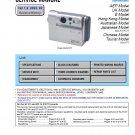 SONY DSC-F77 DSC-FX77 DIGITAL CAMERA SERVICE REPAIR MANUAL