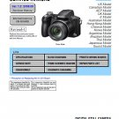 SONY DSC-H50 RMT-DSC2 DIGITAL CAMERA SERVICE REPAIR MANUAL