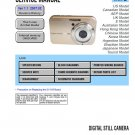 SONY DSC-N2 DIGITAL CAMERA SERVICE REPAIR MANUAL