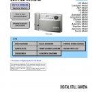 SONY DSC-T50 DIGITAL CAMERA SERVICE REPAIR MANUAL