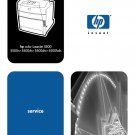 HP LASERJET 5500 5500n 5500dtn PRINTER SERVICE REPAIR MANUAL