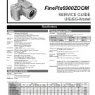 FUJIFILM FINEPIX 6900 ZOOM FUJI DIGITAL CAMERA SERVICE REPAIR MANUAL
