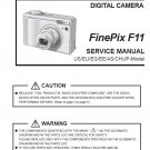 FUJIFILM FINEPIX F11 FUJI DIGITAL CAMERA SERVICE REPAIR MANUAL