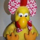 COCORICO Lola Chicken Stuffed Animal Plush Soft Toy Brazil Kids TV Show Hen Bird