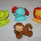 Fisher Price ROLY POLY PALS ELEPHANT LION CROC Sing & Go Choo Choo MONKEY Parts