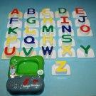 LeapFrog Fridge Phonics Set Magnetic Alphabet Letters Educational Preschool NO T