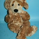 """Simply Irresistible PUPPY DOG 14"""" Plush Second Nature Soft Toy Stuffed Pup 2004"""