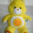 "Care Bear Funshine Large Jumbo 30"" Yellow Plush Sunshine Stuffed Pillow Soft Toy"