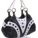 black & white very fashnable purse