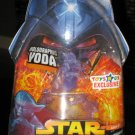Star Wars Holographic Yoda Toys R Us Exclusive Action Figure