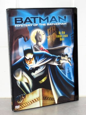 Batman- Mystery of the Batwoman DVD (Region 1)