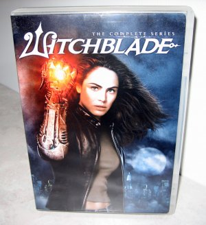 Witchblade- The Complete Series