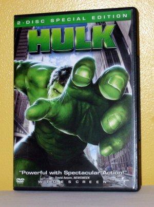 Hulk Special Edition DVD