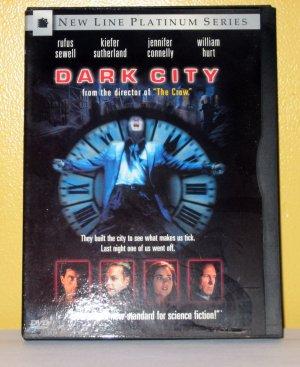 Dark City DVD