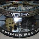 Hot Wheels 2005 Batman Begins Diecast  Model Cars Set