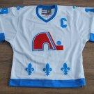 NHL Jersey Joe Sakic #19 Quebec Nordiques