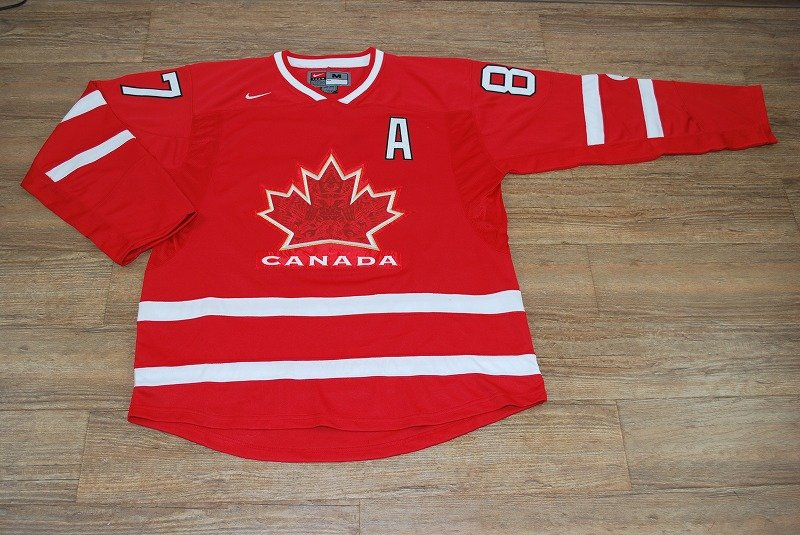 Canada Jersey Sidney Crosby #87 Olympic Vancouver 2010