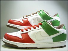 "Nike Dunk Low Pro SB White / White ""Cinco de Mayo"""