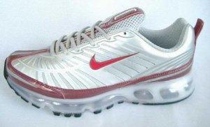 Nike Air Max 360 Silver / Red