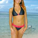 34 (XS).Beautiful, new Prestige, Zanzibar bikini, triangle top