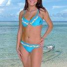 (L) 40 .New Prestige, Socorro bikini, underwire bra