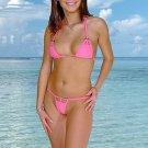 (XL)42 .New Prestige, Chara g-string bikini, triangle top